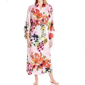 🎉Hostpick🎉NATORI Satin Spring Robe- New wth tags